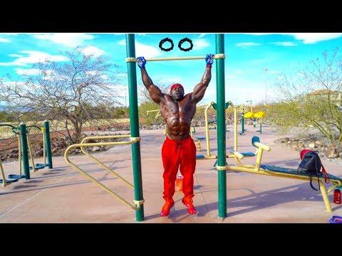 35 Straight Pull-Ups (CHALLENGE) - Kali Muscle