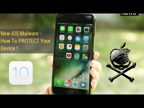 New iOS Malware - How To Protect Your Device