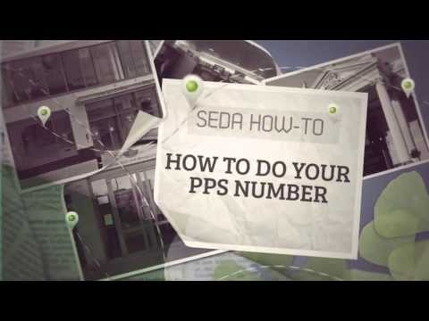 Seda How-To: PPS Number [English]