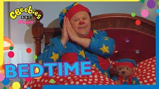 Time for Bed for Mr Tumble 😴 💤 | CBeebies +19 Minutes