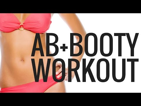 Booty Ab Workout -  Christina Carlyle