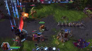 EPIC Heroes of the Storm game play