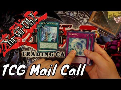 TCG Mail Call - Yugioh - SPYGAL Misty!