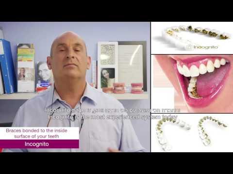 ד״ר מייק בלום - מומחה לאורתודונטיה - יישור שיניים -  אנגלית