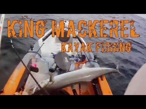 Destin Kayak Fishing - King Mackerel