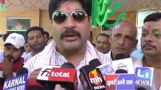 Karnal Film   S P Chauhan Shooting Muhurat Film Actor Yashpal Sharma Live Watch & Share