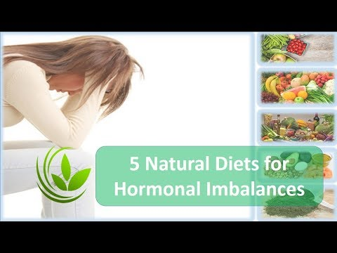 5 Natural Diets for Hormonal Imbalances