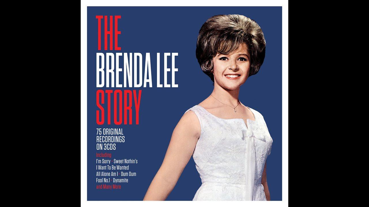 Brenda Lee - Little Jonah (Rock on Your Steel Guitar)