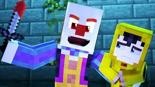 Minecraft The It - HOW TO KILL PENNYWISE THE KILLER CLOWN?! | Minecraft Roleplay
