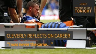"""""""I got a bad injury, it was never the same!"""" - Tom Cleverley reflects on his career 