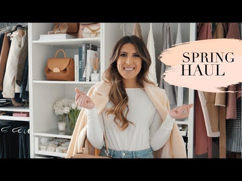 SPRING TRY-ON HAUL | TOPSHOP, H&M AND MORE!
