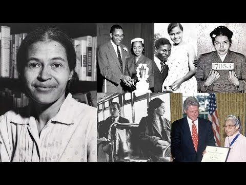 Unknown Amazing Facts About Rosa Parks || Pastimers
