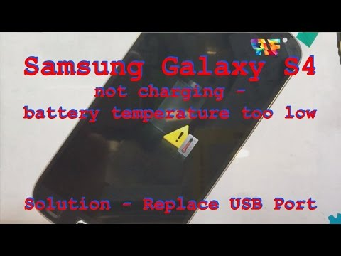 Samsung Galaxy S4 - How to fix