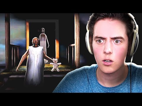 NEW SECRET ENDING!! | GRANNY (Horror Mobile Game)