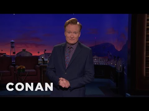 Conan: Michael Cohen Offered The FBI $130,000 To Keep The Raid Quiet