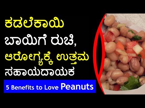 Peanuts Benefits in Kannada: ಬೇಯಿಸಿದ ಕಡಲೇಕಾಯಿಯಿಂದ ಆರೋಗ್ಯ | Benefits of Boiled Groundnuts