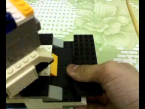 Tank lego :::: Đ.Quang NTT 7a2 2011