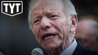 Former Senator Sells Out To Chinese Telecom. Shame on Joe Lieberman!