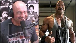 Joe Rogan on The Rock