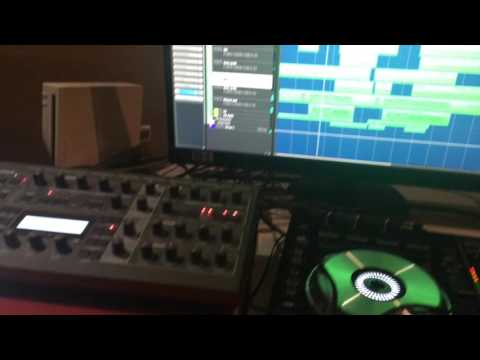Disclosure - Omen ft. Sam Smith (Making of Cubase 8) synth Cover, High Quality,instrumental