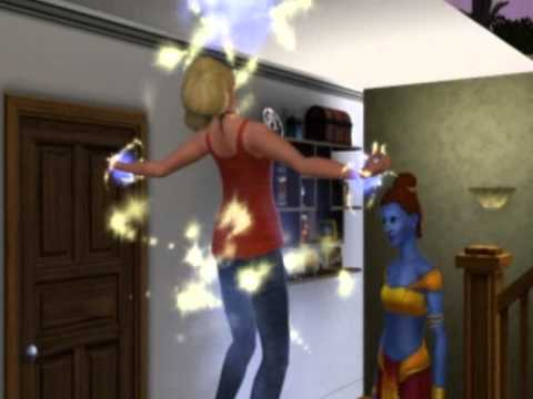 [The Sims 3 Showtime] Genie