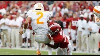 Alabama vs. Tennessee Highlights 2017 (HD)