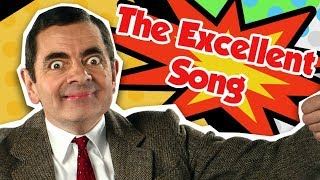 Excellent Song | NEW Mr Bean Music Video | Mr Bean Official