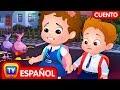 HACIENDO EL BARRIO LIMPIO Y VERDE ChuChu TV Cuentacuentos