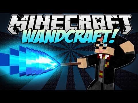 Minecraft | WANDCRAFT! (11 Magical NEW Wands!) | Mod Showcase [1.5.2]