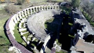 Teatro Romano Ferento HD