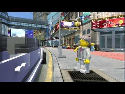 Lego City Undercover Walkthrough Chapter 5 Part 2