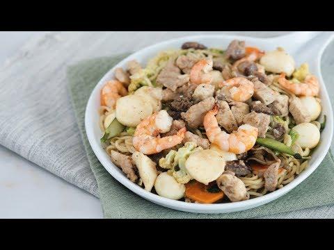 Chinese Birthday Noodles Recipe | Yummy Ph