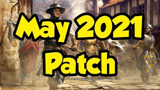 May 2021 Patch (AoE2)