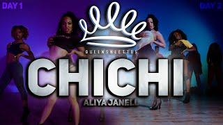 CHI CHI   Trey Songz featuring Chris Brown   @FASHIONNOVA   Aliya Janell Choreography   QNL