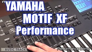 Motif XF & vArranger2 : playing style with GM, Preset User