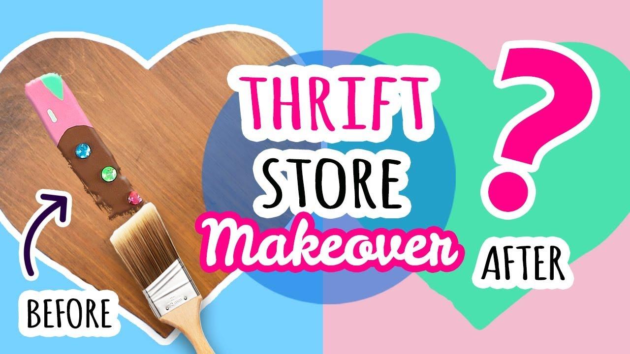 Thrift Store Makeover #3