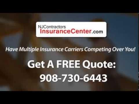 NJ Contractors Insurance - 908-730-6443 - Get Contractors Liability Insurance Quotes