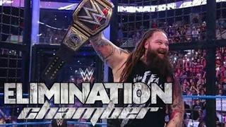 Bray Wyatt won the WWE World Championship at Elimination Chamber Match 2017