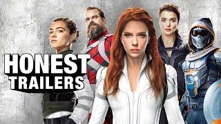 Honest Trailers | Black Widow
