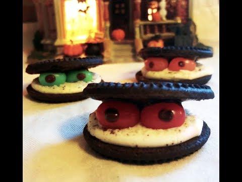 Gluten-Free Scary Eye Cookies