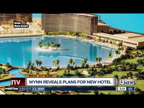 Steve Wynn announces new Strip project