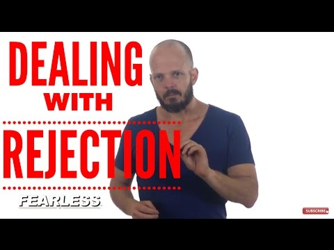 How to Deal with Rejection from Women (and beyond) - Confidence with Women & Life