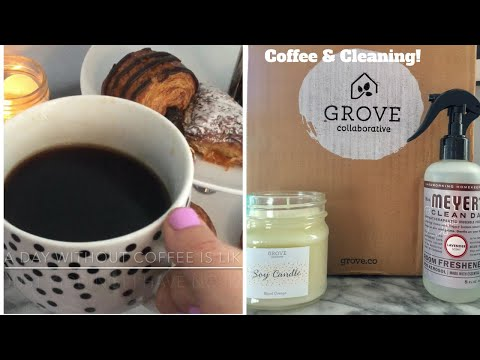 What I Actually Eat in a Day | Day 6 + Cleaning Products Haul from Grove Collaborative