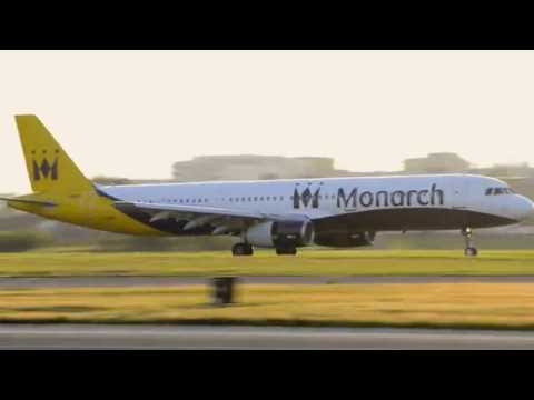 New airline route_Monarch Airlines