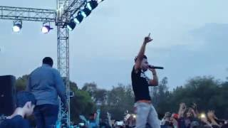Millind Gaba live performance @ Satyawati College