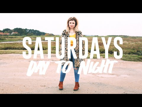 Saturday | Day to Night Look | Helen Anderson | Ad