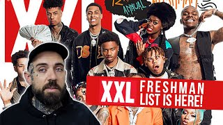 The XXL Freshman List Is Here... Let's Talk About It