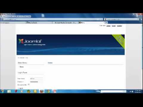How to change template with joomla 2.5