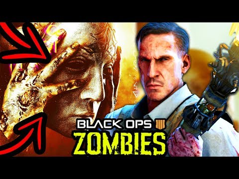 NEW BO4 ZOMBIES CHARACTER EXPLAINED BY REVELATIONS. (Black Ops 4 Zombies Mask Theory)