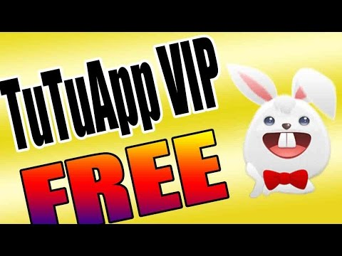 TuTuApp VIP FREE No Charge Get Paid Apps Free